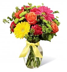 Flower Bouquets: Bright Days Ahead