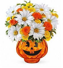 Flower Bouquets: Happy Halloween Bouquet