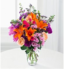 Flower Bouquets: Bright is Beautiful Bouquet