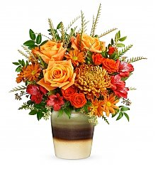 Flower Bouquets: Autumn Gifts Bouquet