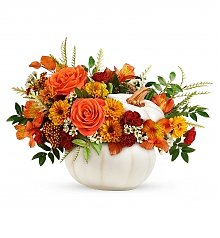 Flower Bouquets: Enchanted Harvest Bouquet
