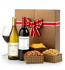 Wine Gift Crates: The Classic Wine Duet