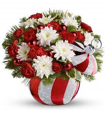 Celebrations by Radko, Ornament Bouquet from 1st Nashville Florists